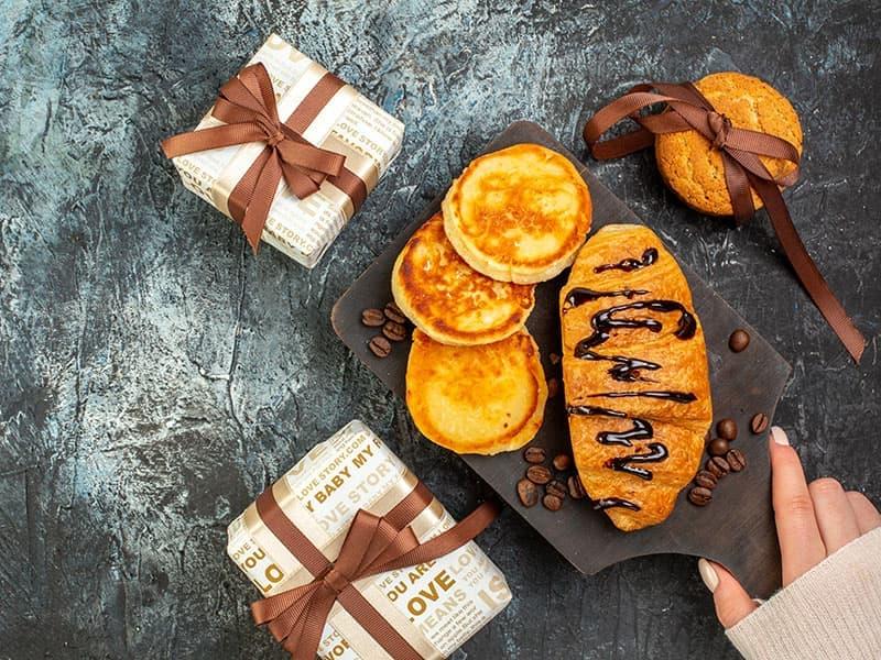 اهمیت بسته بندی نان و شیرینی